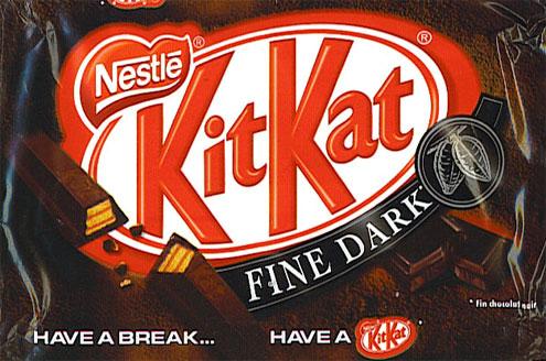 kitkat fine dark